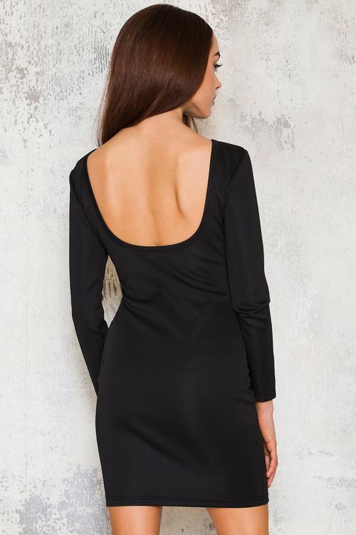 Saga Dress - Black
