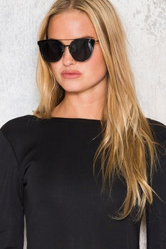 Black Spectra Sunglasses