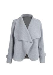 Zealand Jacket - Grey