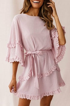 Pink Dress - Tamta