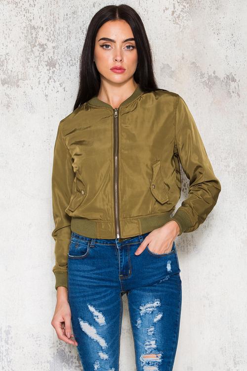 Bam Jacket - Army Green