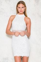 Sofie Dress - White