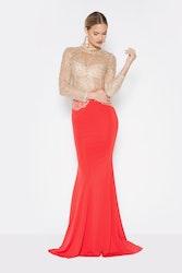 Coruna Dress - Red