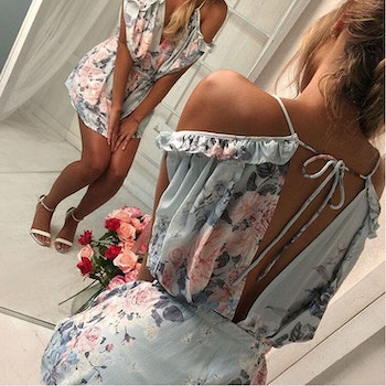 Dory Playsuit