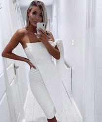 White Lady Dress
