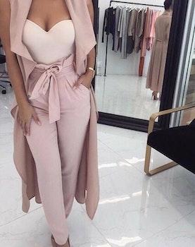 Freya Pants - Pink