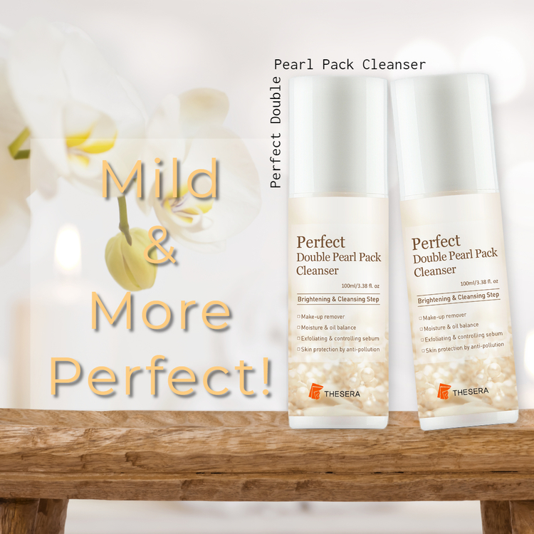 PERFECT DOUBLE PEARL CLEANSER