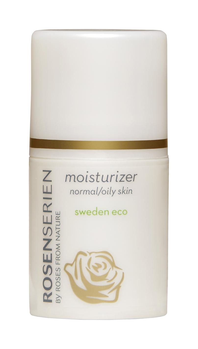 Moisturizer normal/dry skin Rosenserien