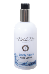 Viridi Eco Hand Lotion - Simply Natural