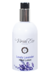Viridi Eco Hand Lotion - Lovely Lavender