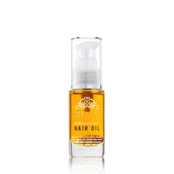Scented Organic Hair Oil Amber Rose Tabitha James Kraan