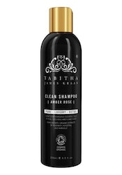 Clean Shampoo Amber Rose Tabitha James Kraan