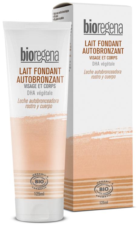 Self-tanning lotion Bioregena