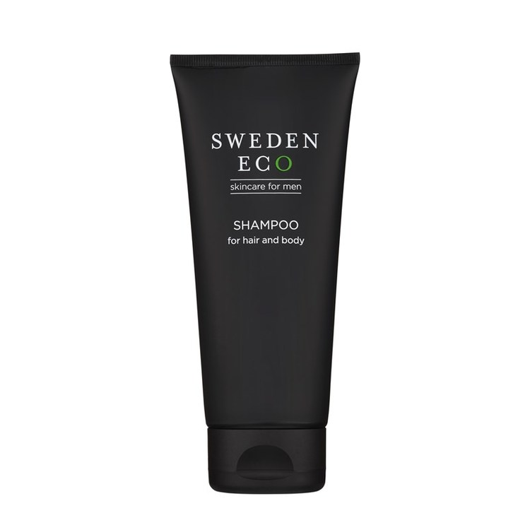 Shampoo for Hair and Body Sweden Eco