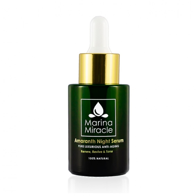 Amaranth Night Serum Marina Miracle