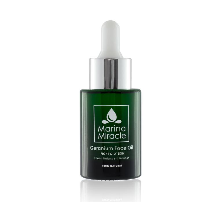 Geranium Face Oil Marina Miracle