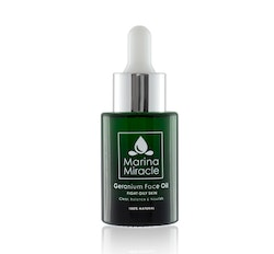 Geranium Face Oil Marina Miracle