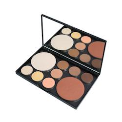 Makeup palett / dosa för magnetiska refill Maria Åkerberg