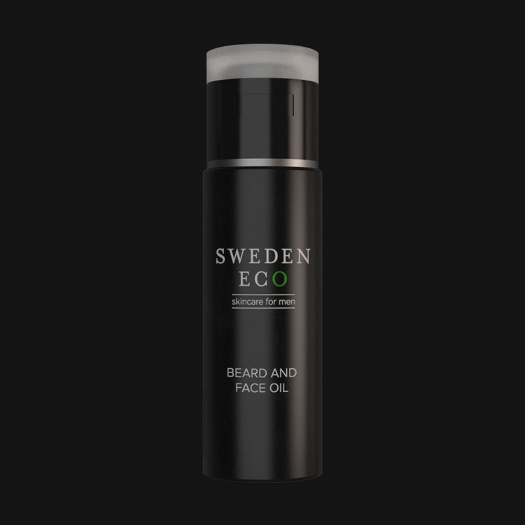 Beard and Face Oil Sweden Eco