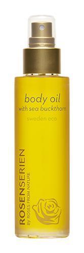 Body Oil with Sea Buckthorne Rosenserien