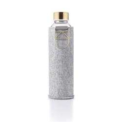 EQUA WATER BOTTLE - MISMATCH FELT GOLD