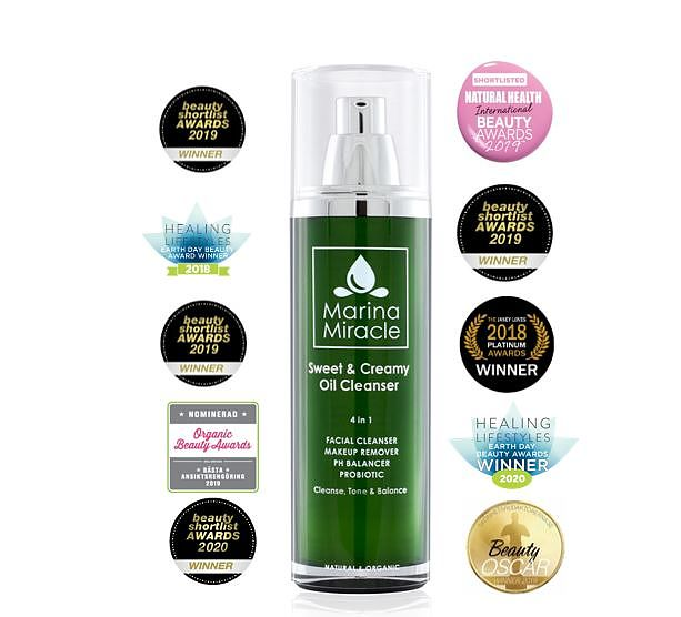 Sweet and Creamy Oil Cleanser Marina Miracle