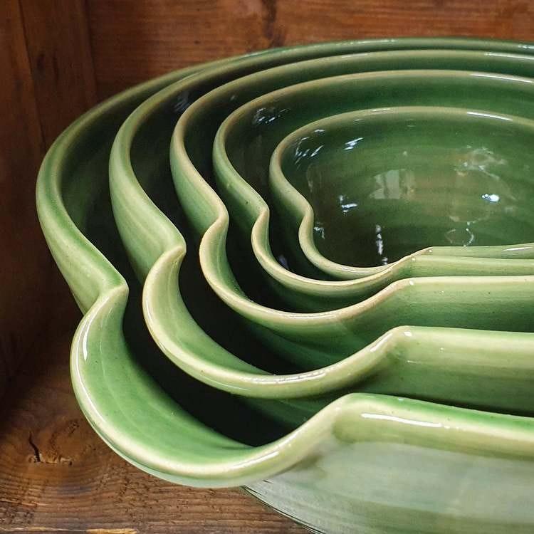 Spillkum grön NR 3