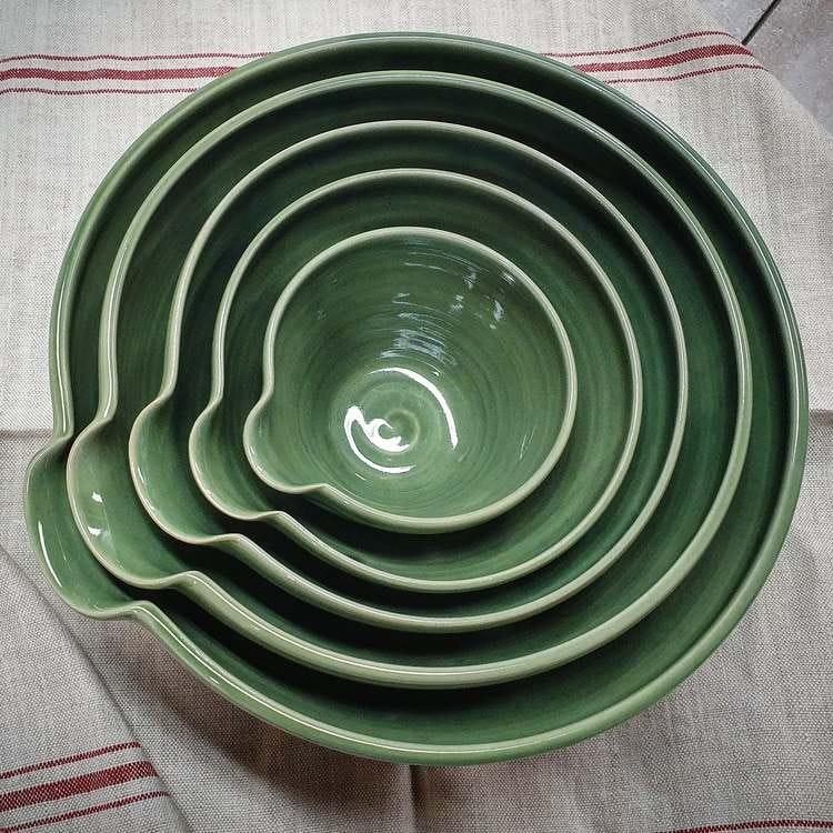 Spillkum grön NR 5