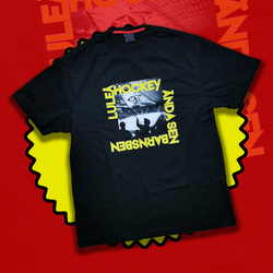 """T-shirt """"Ända sen barnsben"""""""