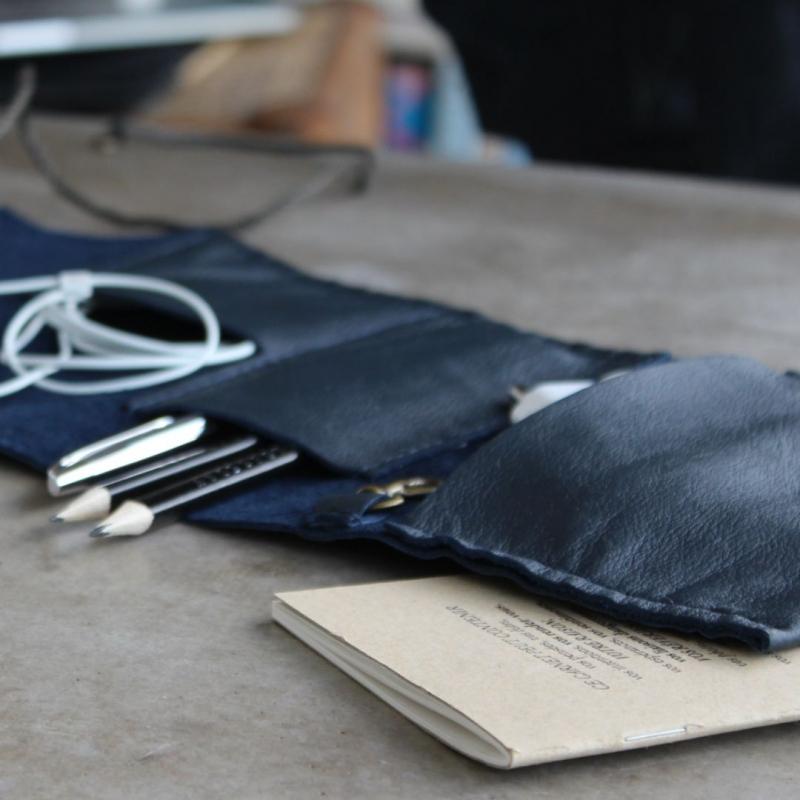 Skillnaden mellan skinn och läder