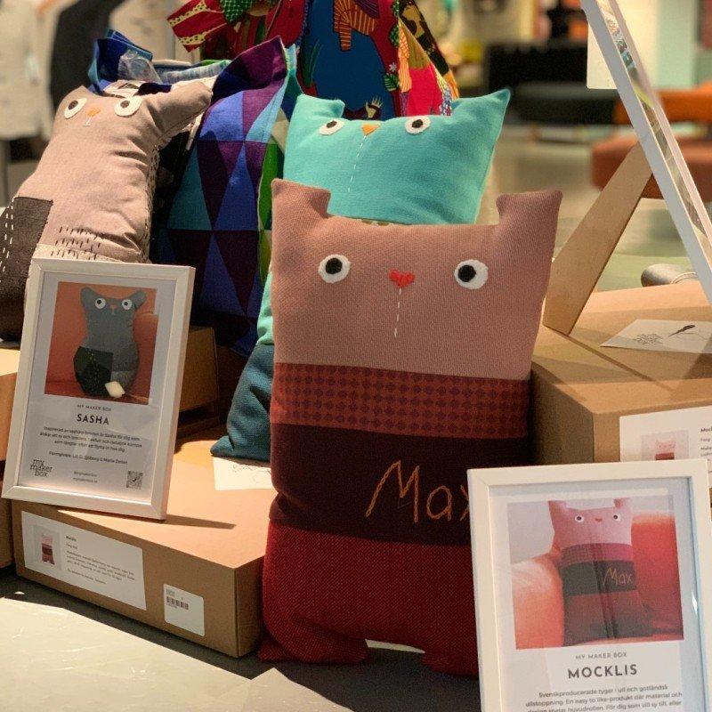 My Maker Box – nu på Textilmuseet i Borås