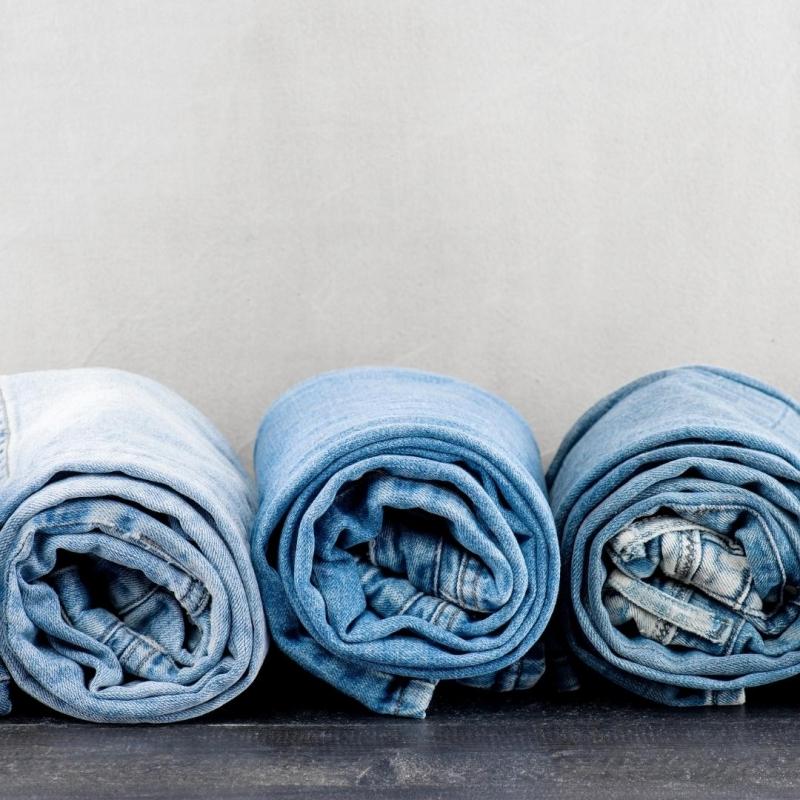 Har du ett par jeans över?