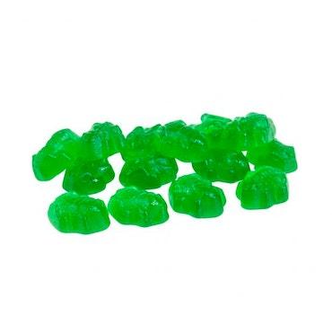 Gröna Grodor lösvikt 100g
