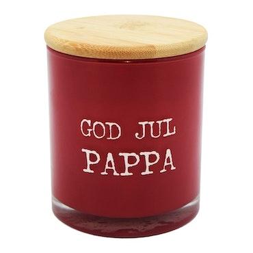 God Jul Pappa Doftljus