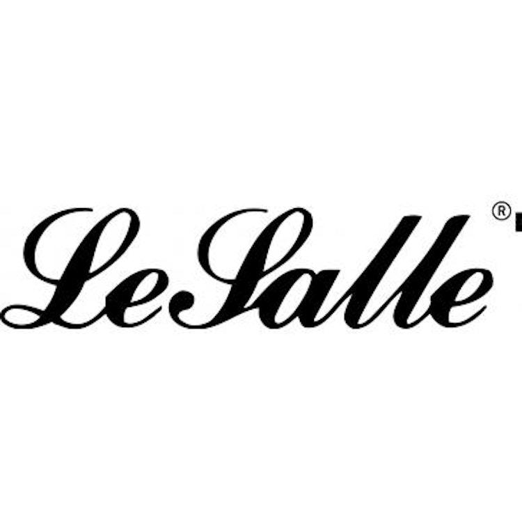 Kortfodral skinn svart Le Salle 64720