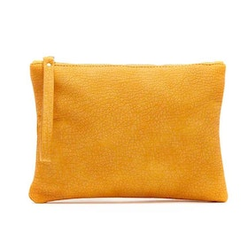 Sminkväska / clutch Alessa curry JJDK