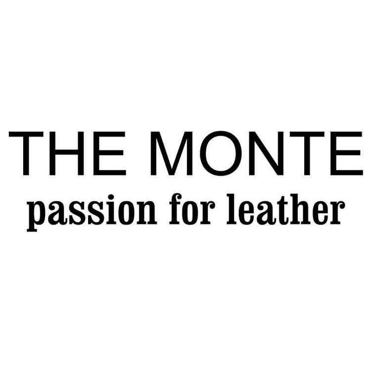 Axelväska skinn svart The Monte 52538