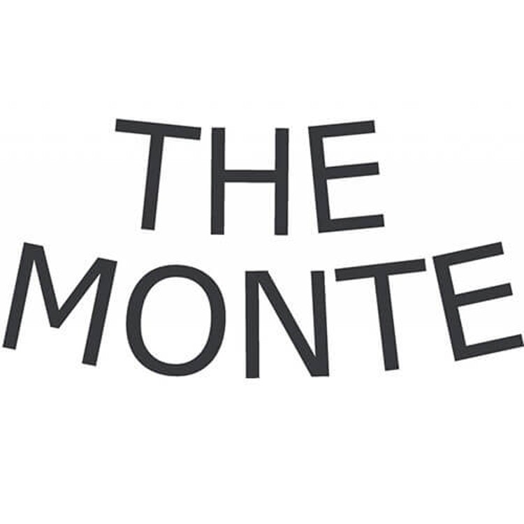 Myntbörs med kortfack skinn brun The Monte
