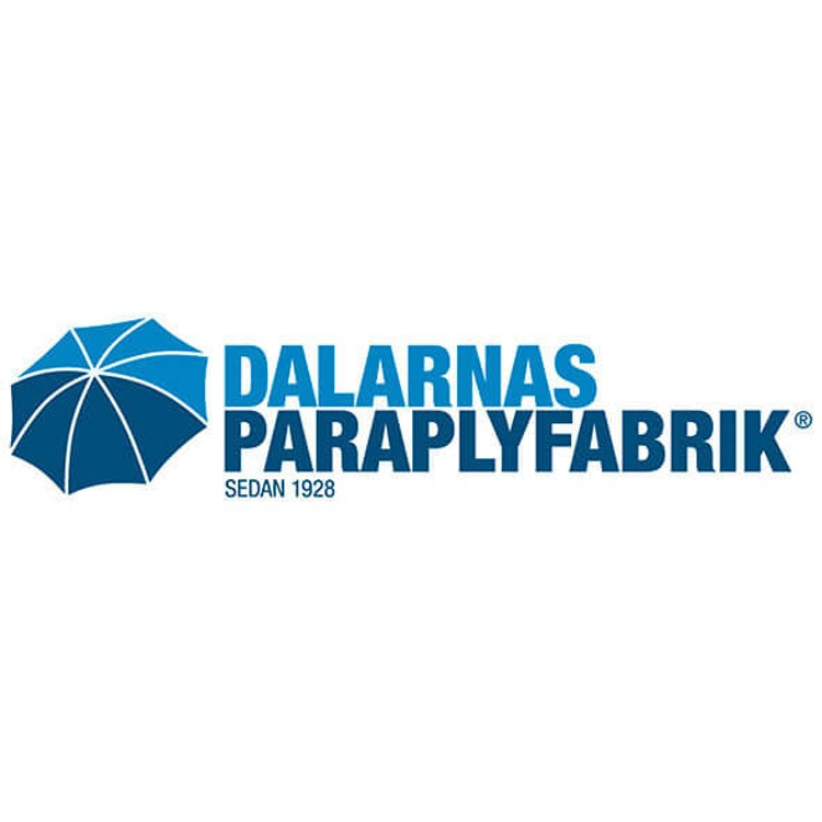 Dalarnas Paraplyfabrik Reflex Smart paraply