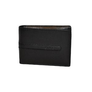 Plånbok dollar herr skinn svart SAC 6601210