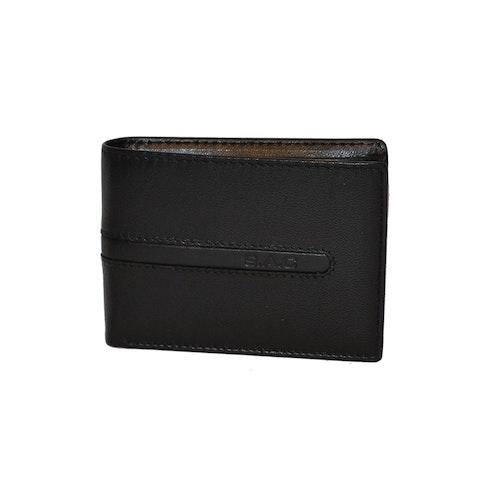 Plånbok dollar skinn svart SAC 6601210