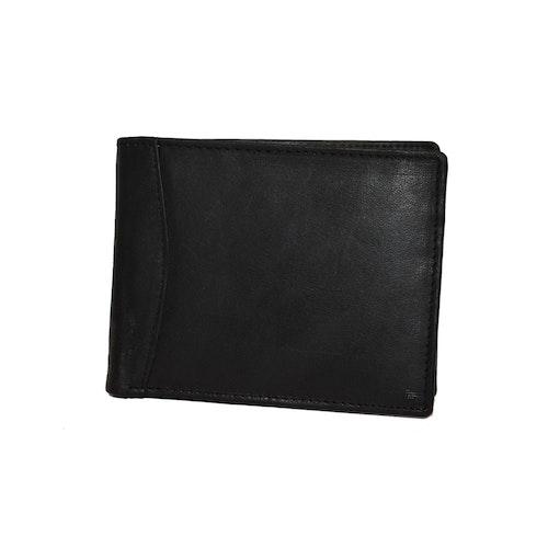Plånbok dollar skinn svart SAC 6821010