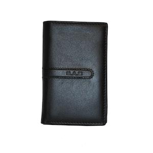 Plånbok herr skinn svart SAC 6601610
