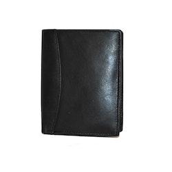 Plånbok skinn svart SAC 6820410