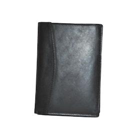 Plånbok skinn svart SAC 6820610