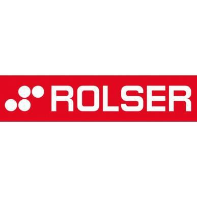Shoppingvagn Rolser 2+2 Imax Logos röd