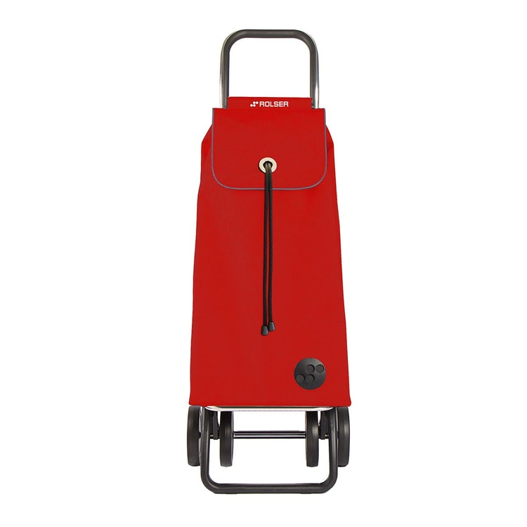Shoppingvagn Rolser 2+2 Imax MF röd