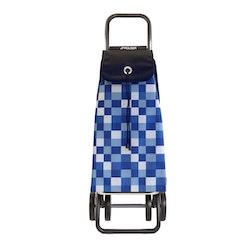 Shoppingvagn Rolser 2+2 Logic Dama blå
