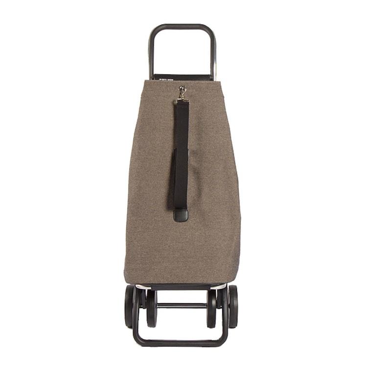 Shoppingvagn Rolser 2+2 Logic Eko Maku sand Shoppingvagn Rolser Dramaten Dramatenvagn pris billig dramatenväska för shopping shoppingkärra
