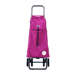 Shoppingvagn Rolser 2+2 Logic Gloria cerise
